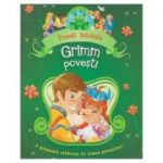 Povesti minunate/ Grimm povesti (Editura: Flamingo GD, Autor: Fratii Grimm ISBN 978-606-713-130-7)