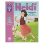 Heidi( Editura: MM Publications, Autor: Johanna Spyri ISBN 978-618-05-2519-9)