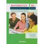 Matematica simulare clasa a 11 a m2 tehnologic Modele de subiecte si rezolvari (Editura: Booklet, Autor: Andra Carmina Michai ISBN 978-606-590-783-6)