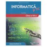 Informatica si TIC manual pentru clasa a 7 a(Editura: Intuitext, Autor: Daniel Popa ISBN 978-606-9030-05-9)