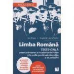 Limba si Literatura Romana Teste pentru Bacalaureat insotite de rezolvari complete(Editura: Niculescu, Autor: Rodica Bogdan ISBN 9786063803192)