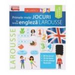 Primele mele jocuri in limba engleza Larousse(Editura: Niculescu ISBN 978-606-38-0358-1)