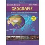 Geografie caietul elevului pentru clasa a 11 a (Editura: CD Press, Autor: Dumitru Rus ISBN 978-606-528-148-6)