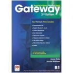 Gateway Teacher's Book Premium Pack 2nd Edition B1 ( Editura: Macmillan, Autori: Anna Cole, Ursula Mallows ISBN 978-0-230-47313-3)