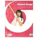 Global Stage Language Book 5 / Level 5 Student's Blended Pack ( Editura: Macmillan, Autor: Tracy Traynor ISBN 978-1-380-00257-0)