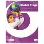 Global Stage Language Book 6 / Level 6 Student's Blended Pack ( Editura: Macmillan, Autori: Elaine Boyd, Araminta Crace ISBN 978-1-380-00269-3)