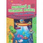 Matematica si explorarea mediului pentru clasa pregatitoare(Editura: Aramis, Autor: Celina Iordache ISBN 9786067064575)