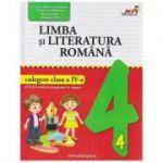 Limba si literatura romana culegere pentru clasa a 4 a (Editura: Joy, Autor(i): Valentina Stefan-Caradeanu ISBN 9786068593555)