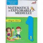 Matematica si explorarea mediului culegere clasa 1 (Editura: Joy, Autor(i): Valentina Stefan-Caradeanu, Florentina Hahaianu ISBN 9786068593395)