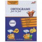Ortograme pas cu pas(Editura: Joy, Autor: Valentina Stefan-Caradeanu ISBN 978-606-8593-58-6)