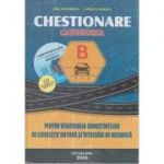 Chestionare Categoria B(Editura: Shik, Autor: Dan Teodorescu ISBN 978-973-8924-71-0)