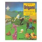 Origami Minunate figuri din hartie plisata (Editura: Mast, Autor: Zulal Ayture-Scheele ISBN 978-973-1822-95-2)