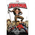 Marvel Novels - Spider-Man: Kraven's Last Hunt ( Editura: Titan Publishing Group Ltd/Books Outlet, Autor: Neil Kleid ISBN 9781789092479)