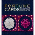 Fortune Cards: A Box of Scratch-Off Fortunes to Display on a Tiny Keepsake Easel Cards ( Editura: Rock Point/Books Outlet, Autor: Max Kall ISBN 9781631061271)