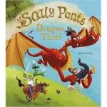 Sir Scaly Pants and the Dragon Thief (Sir Scaly Pants 2) ( Editura: Bloomsbury Children's Books/Books Outlet, Autor: John Kelly ISBN 9781408856062)