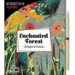 Enchanted Forest: 20 Original Art Postcards ( Editura: Rockport Publishers Inc./Books Outlet, Autor: Kailey Whitman ISBN 9781631593888)