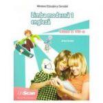 Limba moderna 1 engleza clasa a VIII-a ( Editura: Express Publishing, Autor: Jenny Dooley ISBN 9781471591150 )