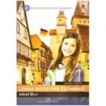 Limba moderna germana Nivel B1. 1 (Editura: Didactica si Pedagogica, Autor: Simona Trofin ISBN 9786063110269)