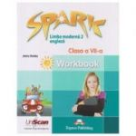 Spark Limba moderna 2 Engleza Workbook clasa a VII-a ( Editura: Express Publishing, Autor: Jenny Dooley ISBN 9781471583094 )