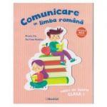 Comunicare in limba romana, caiet de lucru clasa I, PR070 (Editura: Booklet, AutorI: Mirela Ilie, Marilena Nedelcu ISBN 978-606-590-864-2 )
