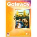 Gateway 2nd Edition, Digital Student's Book Pack, A1+ ( Editura: Macmillan, Autor: David Spencer ISBN 9780230498457)
