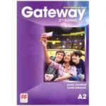 Gateway 2nd Edition, Online Workbook Pack, A2 ( Editura: Macmillan, Autori: Annie Cornford, Lynda Edwards ISBN 978-0-230-48076-6)