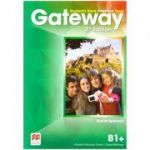 Gateway Student's Book Premium Pack, 2nd Edition, B1+ ( Editura: Macmillan, Autor: David Spencer ISBN 978-0-230-47315-7)