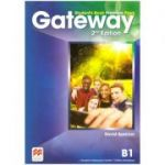 Gateway Student's Book Premium Pack, 2nd Edition, B1 ( Editura: Macmillan, Autor: David Spencer ISBN 978-0-230-47311-9)