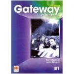 Gateway Workbook, 2nd Edition, B1 ( Editura: Macmillan, Autori: David Spencer, Lynda Edwards ISBN 9780230470910)