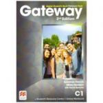 Gateway 2nd Edition, Digital Student's Book Premium Pack, C1( Editura: Macmillan, Autori: Amanda French, Miles Hordern with David Spencer ISBN 978-1-786-32313-2)