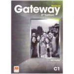 Gateway Workbook, 2nd Edition, C1 ( Editura: Macmillan, Autor: Gill Holley ISBN 978-1-786-32317-0)