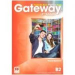 Gateway Student's Book Premium Pack, 2nd Edition - B2 ( Editura: Macmillan, Autor: David Spencer ISBN 978-0-230-47317-1)