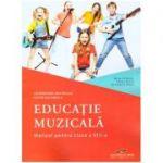 Educatie muzicala, manual pentru clasa a VIII-a ( Editura: CD Press, Autori: Lacramioara-Ana Pauliuc, Costin Diaconescu ISBN 978-606-528-499-9)
