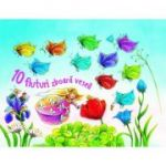 10 fluturi zboara veseli (Editura: Univers Enciclopedic, Autor: Regine Altegoer, Patricia Mennen ISBN 9786067044812)