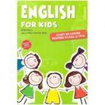 English for Kids. Caiet de lucru pentru clasa a IV- a Editie Color 2019 EN081 ( Editura: Booklet, Autor: Elena Sticlea ISBN 978-606-590-813-0 )