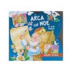 Arca lui Noe si alte povesti. Povestiri din Biblie ( Editura: Flamingo Junior, ISBN 978-606-8555-48-5 )