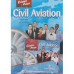 Curs limba engleză Career Paths Civil Aviation + Teacher's Book + Class CDs ( Editura: Express Publishing, Autor: Virginia Evans, Jenny Dooley ISBN 9781780986449)