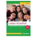 Limba romana. Gramatica pentru clasa a V-a ( Editura: Booklet, Autor: Larisa Kozak ISBN 9786065908727)