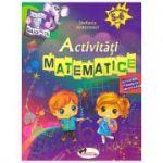 Caietul meu de gradinita. Activitati matematice, 5-6 ani (Editura: Aramis, Autor: Stefania Antonovici ISBN 9786060091875)