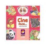 Cine face...? Animale si pasari din Asia ( Editura: Lizuka Educativ, Autor: Dorin Bujdei ISBN 9786068714721)