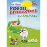 Poezii distractive cu animale (Editura: Lizuka Educativ, Autor: Luiza Chiazna ISBN 9786069343814)