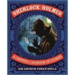 Sherlock Holmes: A Gripping Casebook Of Stories (cased) ( Editura: Arcturus Publishing/Books Outlet, Autor: Arthur Conan Doyle ISBN 9781789509380)