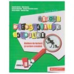 Biroul detectivilor literari/ Ateliere de lectura si scriere creativa (Editura: Paralela 45, Autor(i) Camelia Burlan ISBN 9789734732005)