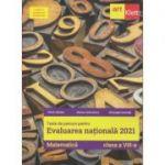 Teste de parcurs pentru Evaluarea Nationala 2021 Matematica pentru clasa a 8 a (Editura: Art Grup, Autor(i): Florin Antohe, Marius Antonescu, Gheorghe Iacovita ISBN 9876060760458)