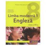Limba Engleza clasa a 8 a manual (Editura: Booklet, Autor(i): Cristina Truta, Cristina Mircea, Liliana Putinei ISBN 9786065908505)