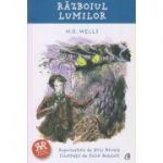 Razboiul lumilor(Editura: Curtea Veche, Autor: H. G. Wells ISBN 9786064408495