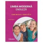 Limba moderna engleza. Caiet de lucru clasa a II-a EN105 ( Editura: Booklet, Autor(i): Claudia Draganoiu ISBN 9786065909137)