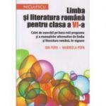 Limba si literatura romana pentru clasa a 6 a (Editura: Niculescu, Autor(i): Ion Popa, Marinela Popa ISBN 9786063803772)