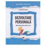 Dezvoltare personala manual pentru clasa a 2 a (Editura: Aramis, Autor: Constanta Cuciinic ISBN 9786600094302)