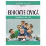 Educatie civica manual pentru clasa a 3 a (Pertea)(Editura: Aramis, Autor: Alina Pertea ISBN 978606094487)